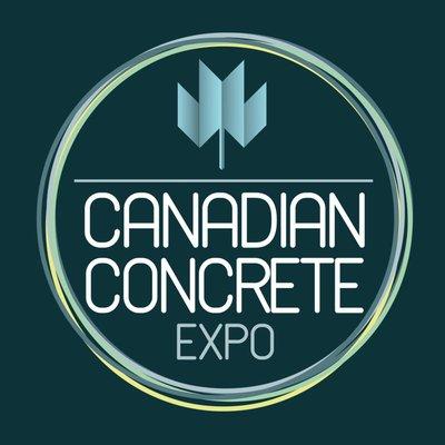 Canadian Concrete Expo 2018 logo