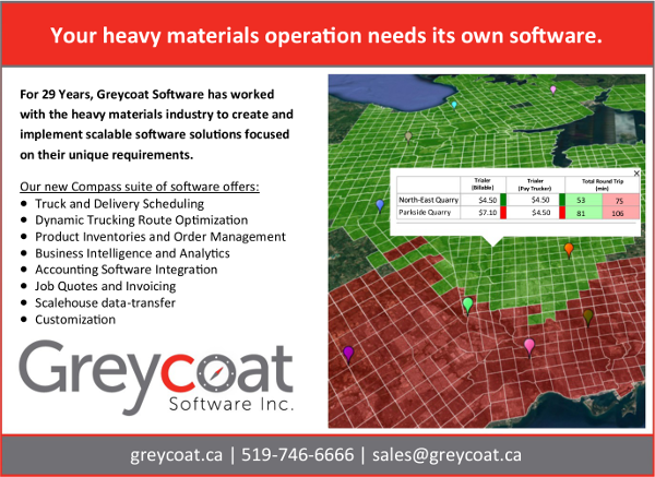 Compass Software Advertisement for Avenues Magazine